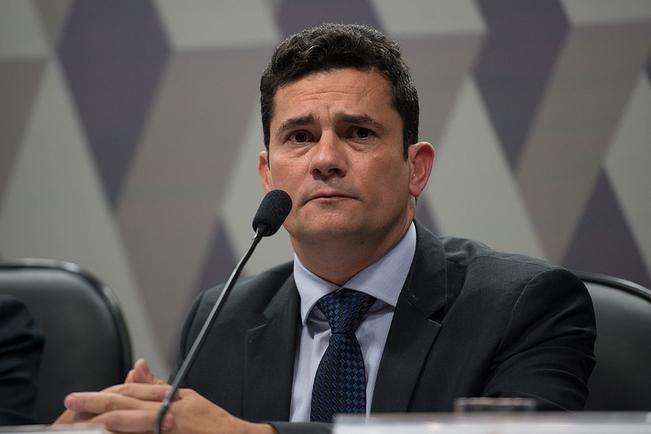 Supremo Tribunal Federal tira de Sérgio Moro trechos de delação da Odebrecht sobre Lula