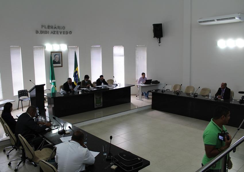 Livramento: Vereadores não comparecem em primeira sessão com dia e horário alterado