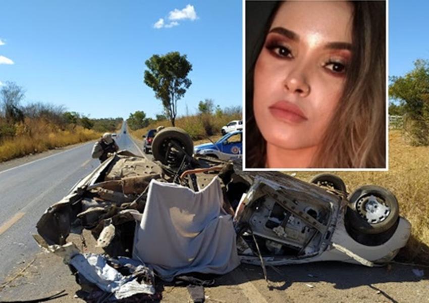 Jovem natural de Boquira morre em acidente de carro