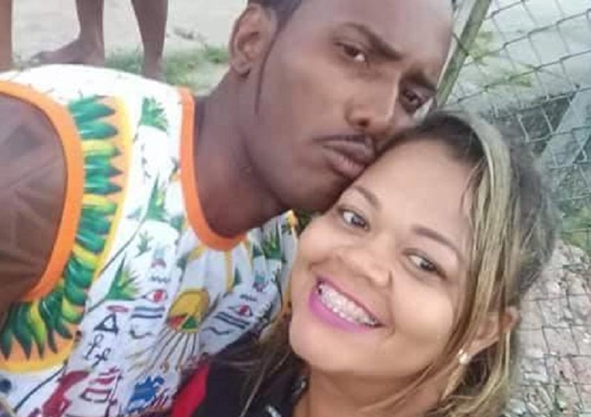 Acusado de matar esposa a socos e pontapés em Simões Filho se entrega à polícia