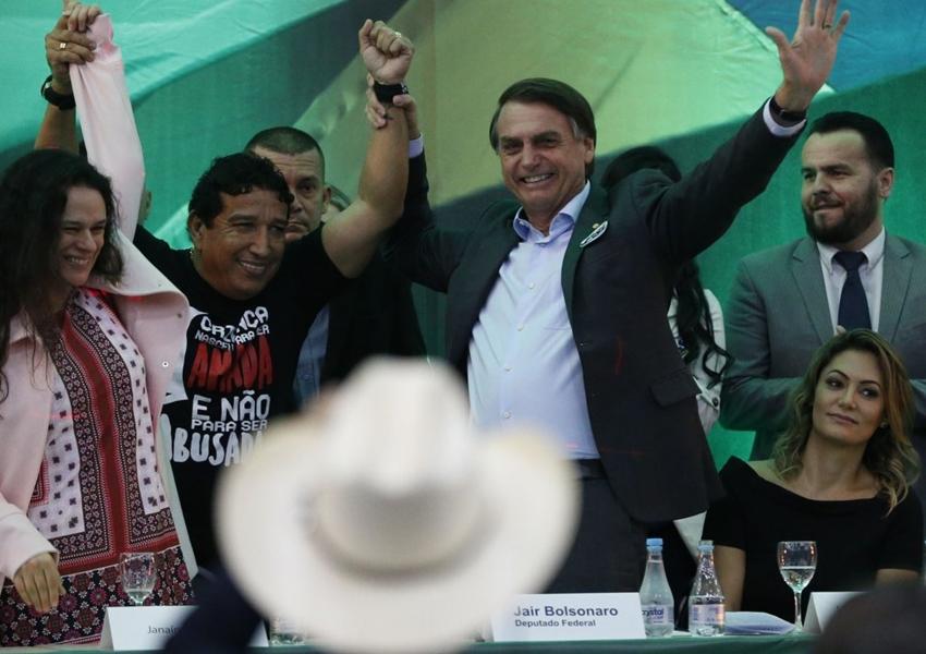 Bolsonaro já gastou R$ 80 mil de cota parlamentar