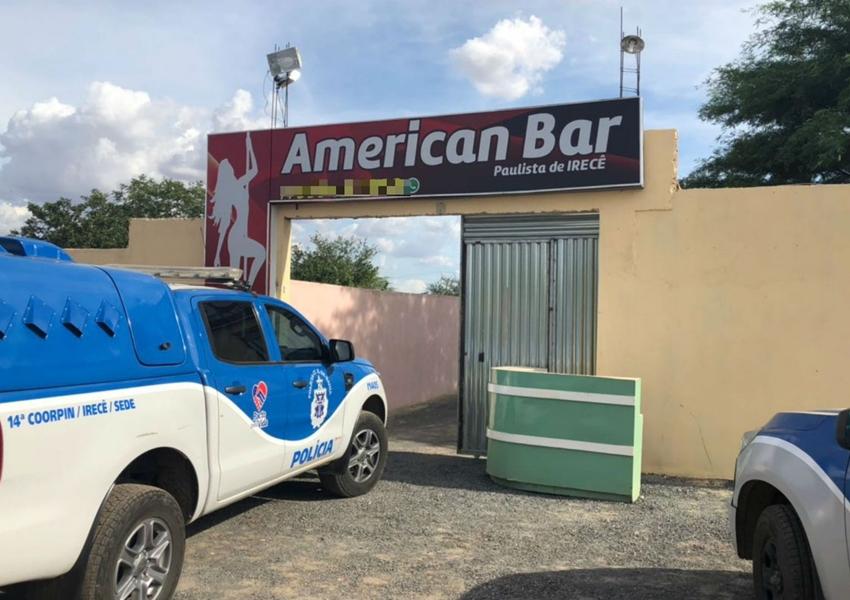 Dono de casa de prostituição é preso após instalar outdoor  em Irecê