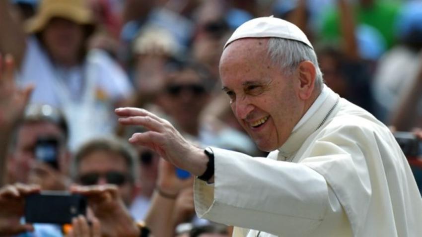 Papa Francisco manda mensagem em português para devotos de Nossa Senhora Aparecida
