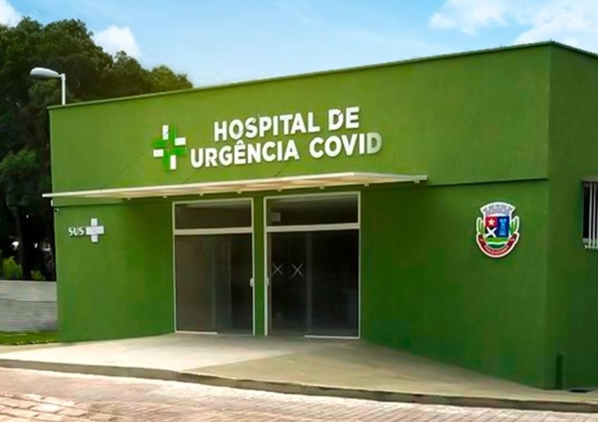 Hospital Municipal de Paulo Afonso segue com100% de ocupação nas UTIs para Covid