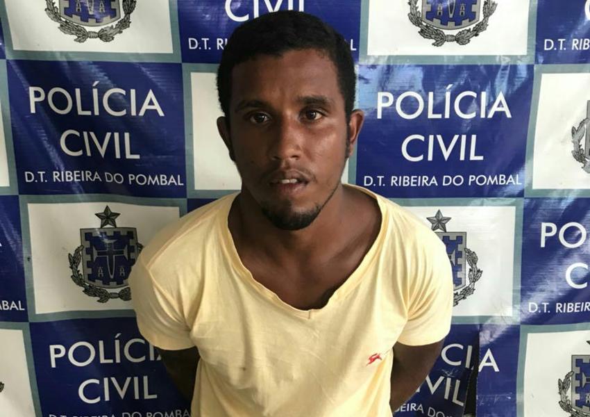Braço direito de chefe de quadrilha é preso durante operação em Ribeira do Pombal