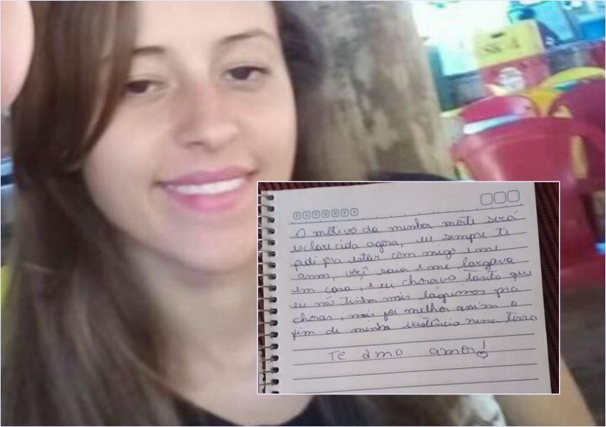 Paramirim: Jovem de 18 anos comete suicídio e deixa carta