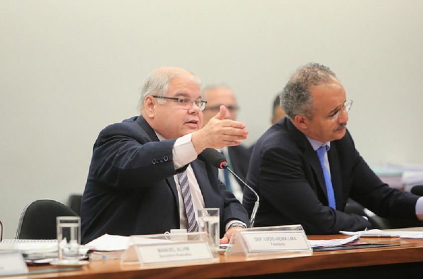 Ministro Fachin determina que assessor do deputado Lúcio Vieira Lima cumpra prisão domiciliar