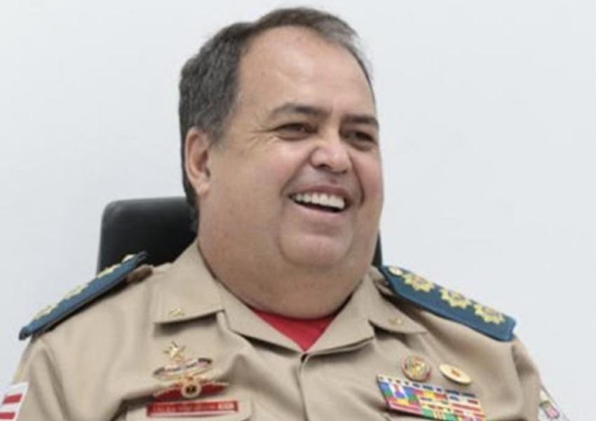 Coronel Adson Marschesini assume comando-geral do Corpo de Bombeiros Militares