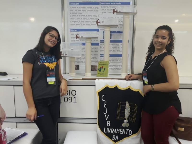 Estudantes de Livramento se apresentarão na maior Feira de Ciência e Engenharia do País
