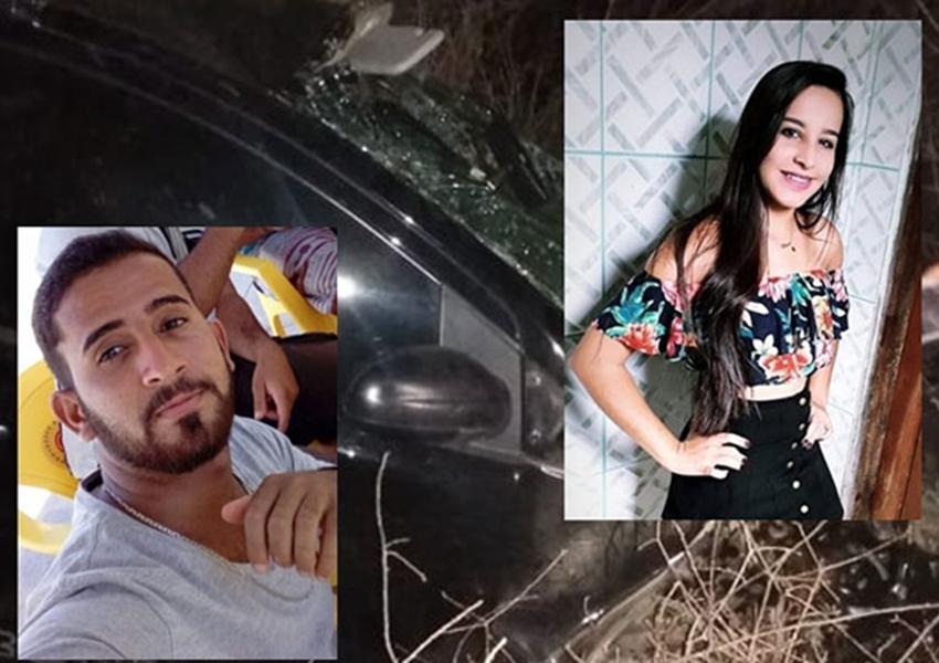 Jovem brumadense morre em grave acidente na BA-148 entre Marcolino Moura e Jussiape