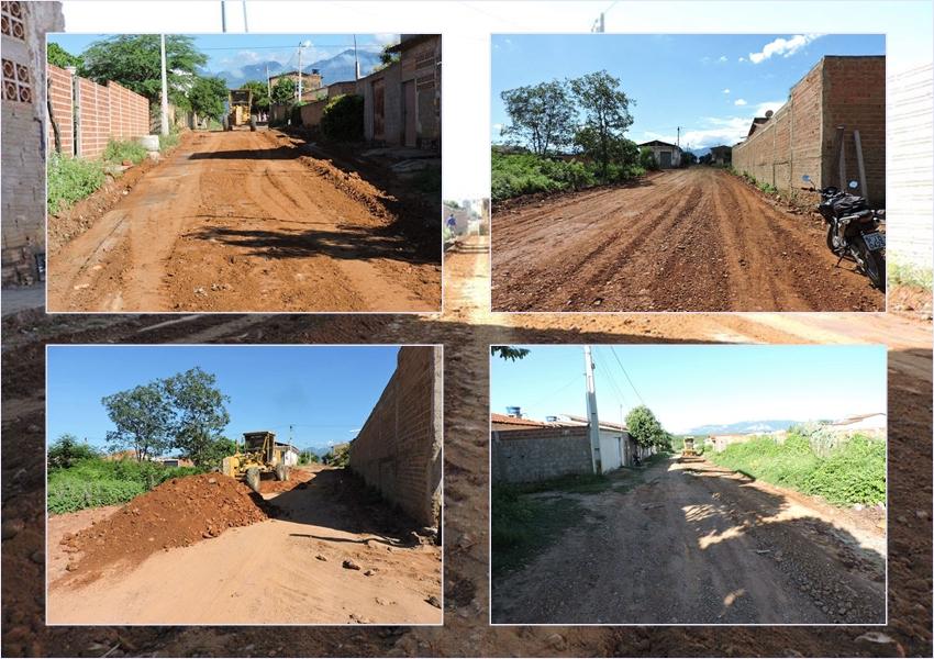 Livramento: Secretaria de Infraestrutura retoma atividades de manutenção das Ruas e Estradas do município