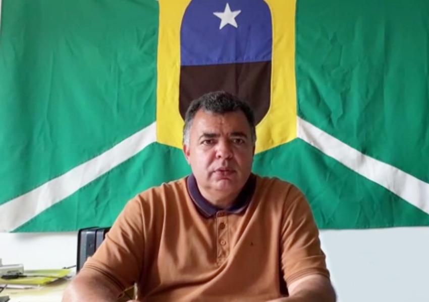 Livramento: Prefeito Ricardinho fala sobre o (COVID-19) e as medidas adotadas no combate ao Coronavírus