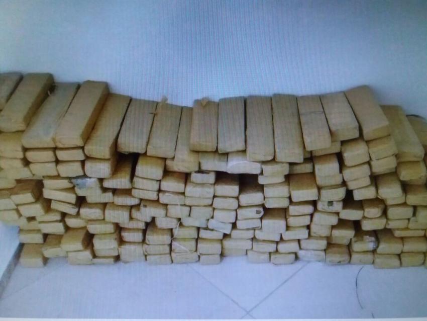 Suspeito de traficar droga do Paraguai para a Bahia é preso em Vitória da Conquista