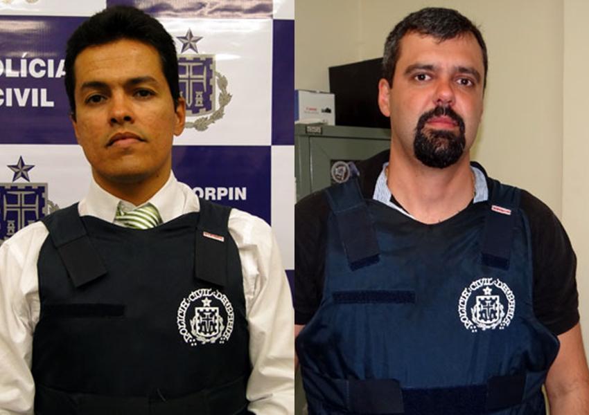 Delegado Leonardo Rabelo deixa a 20ª Coorpin, delegado Arilano Botelho assume o comando da Coordenadoria