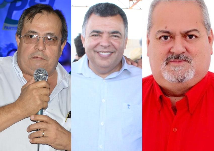 Eleição 2020: Carlão, Roberval, Márcio Farias e Zé Luz foram os candidatos que mais gastaram nas eleições 2020, diz TRE-BA