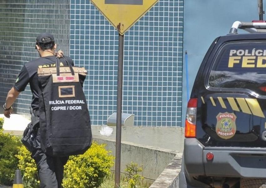 PF deflagra operações para combater fraudes em licitações no sul da Bahia