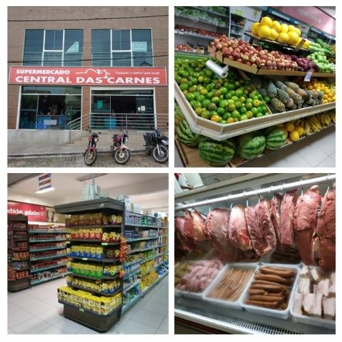 Faça suas compras economizando na Central das Carnes