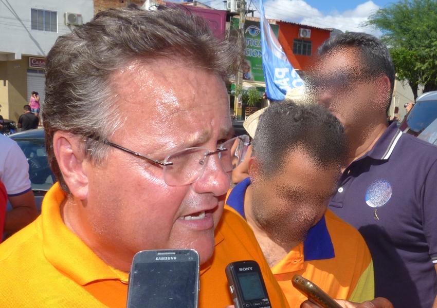 Em depoimento, Geddel chora e nega ter pressionado ex-ministro a liberar obra em prédio