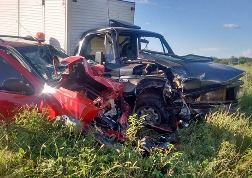 Idosa morre em acidente na BA-142 entre Anagé e Tanhaçu
