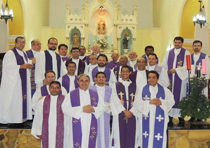 Diocese de Livramento realiza transferência de alguns Padres Diocesanos