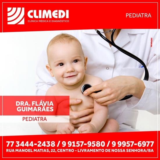 CLIMEDI: Orientação Pediatra com Drª Flávia Guimarães