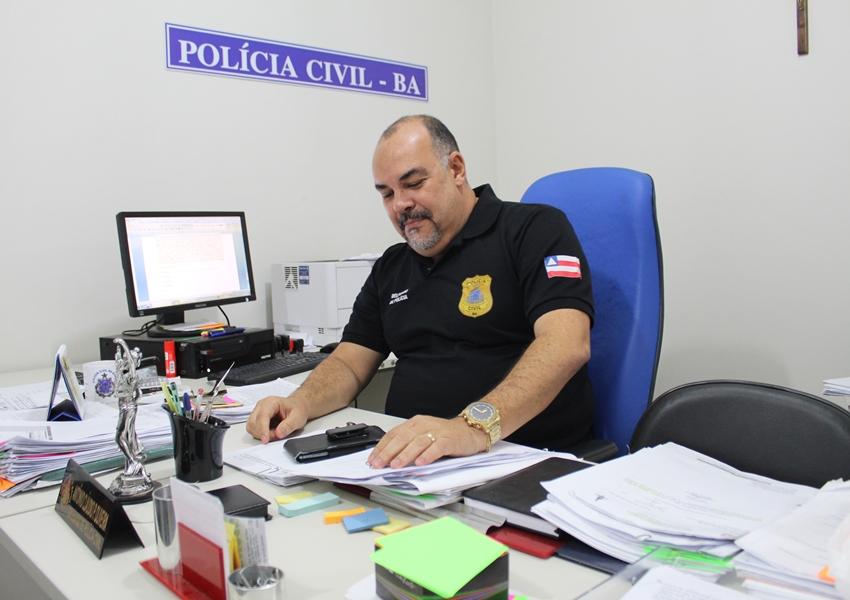 Delegado Antônio Cláudio detalha ação que resultou na prisão de suposto empresário com drogas em Livramento