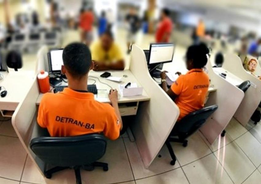Detran-BA divulga novas taxas para serviços do órgão; veja os valores