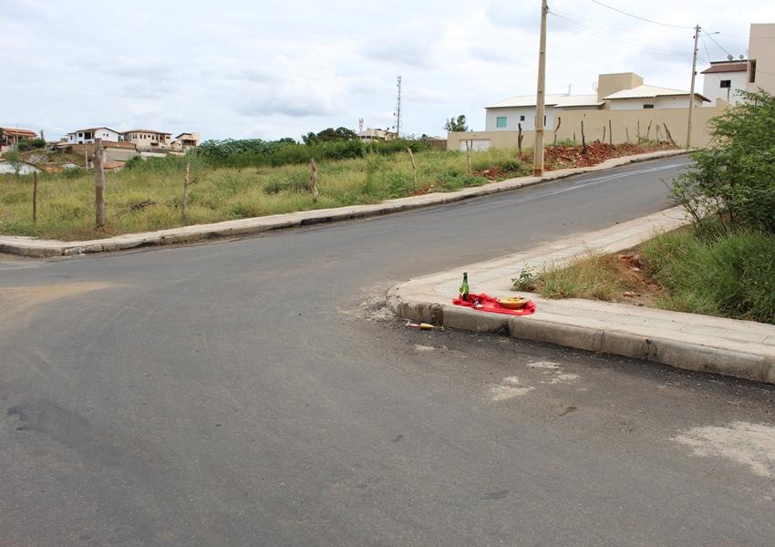Moradores são surpreendidos com despacho em rua de Livramento