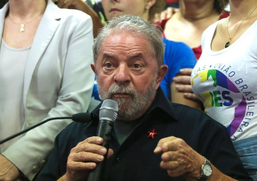 Lula é intimado pelo TSE a apresentar defesa da candidatura à Presidência até o dia 30