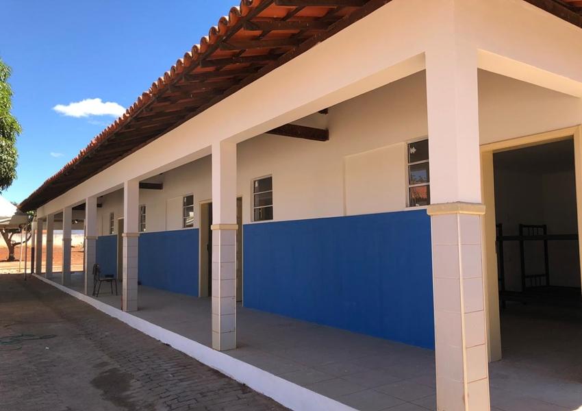 Livramento: Realizada inauguração dos alojamentos da 46ª CIPM