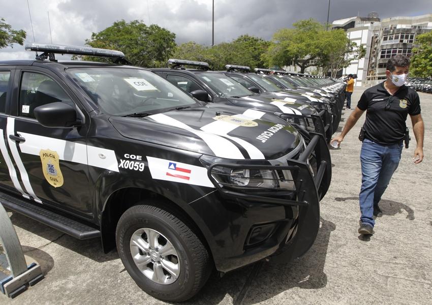 Policiais Civis da Bahia decidem participar de Lockdown da Segurança Pública