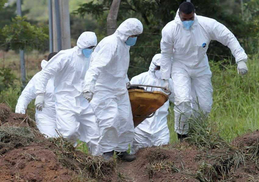 Número de mortos identificados chega a 228 na tragédia de Brumadinho