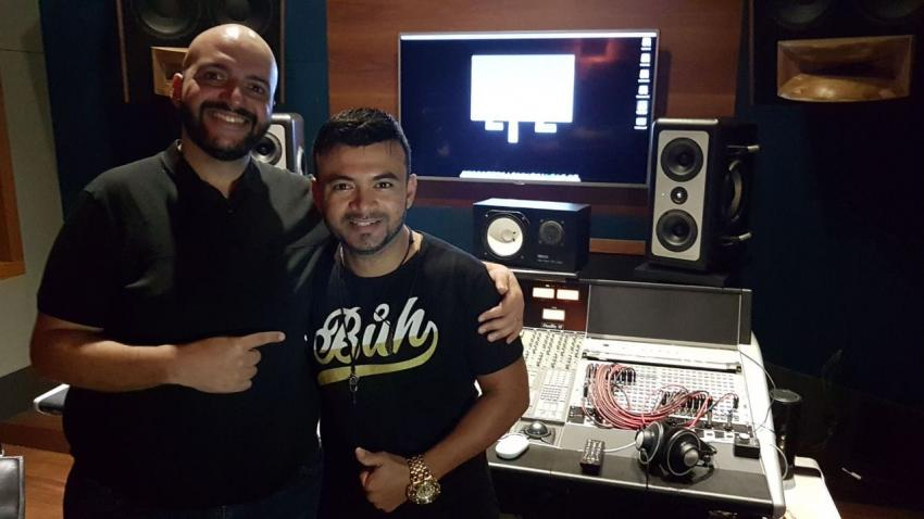 """Fann Estourado já está em São Paulo gravando sucesso """"Lembrar da gente"""" com reconhecido produtor musical"""