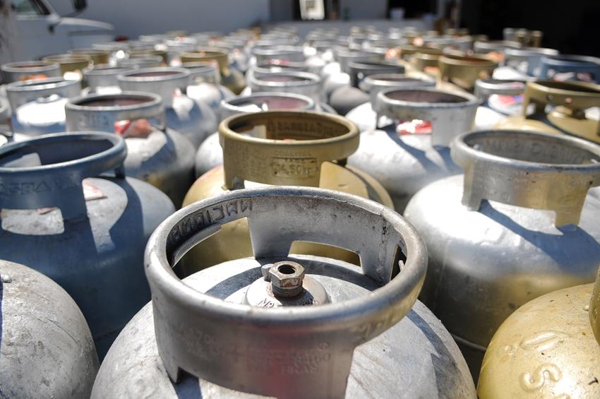 Aumento de 12% no gás de cozinha passa a valer a partir desta quarta (6)