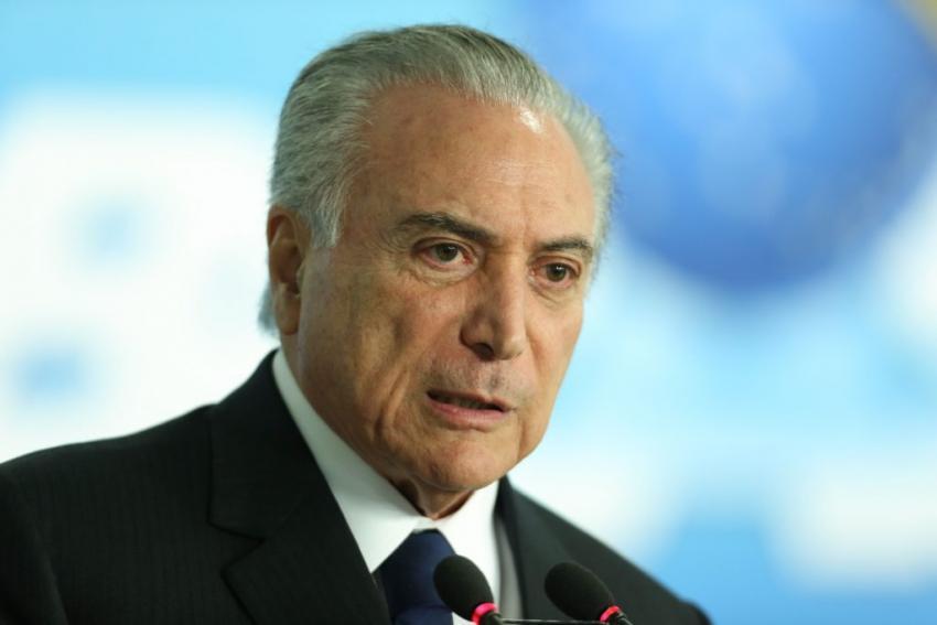 Temer diz que ataque a Lula cria instabilidade e que ameaça a Fachin não pode acontecer