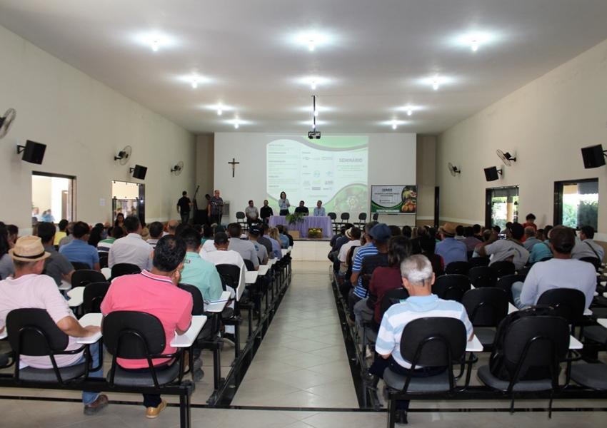 Livramento: Seminário debateu atualizações no Cultivo de Manga e Maracujá no Vale do Rio Brumado