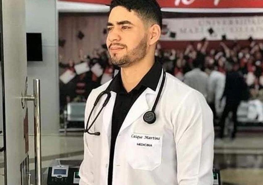 Suspeito de matar estudante de medicina a facadas é preso