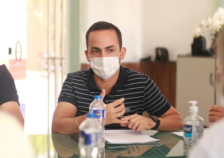 Ituaçu: Phellipe Brito participa de reunião para criação do Consórcio da Chapada Diamantina Sul