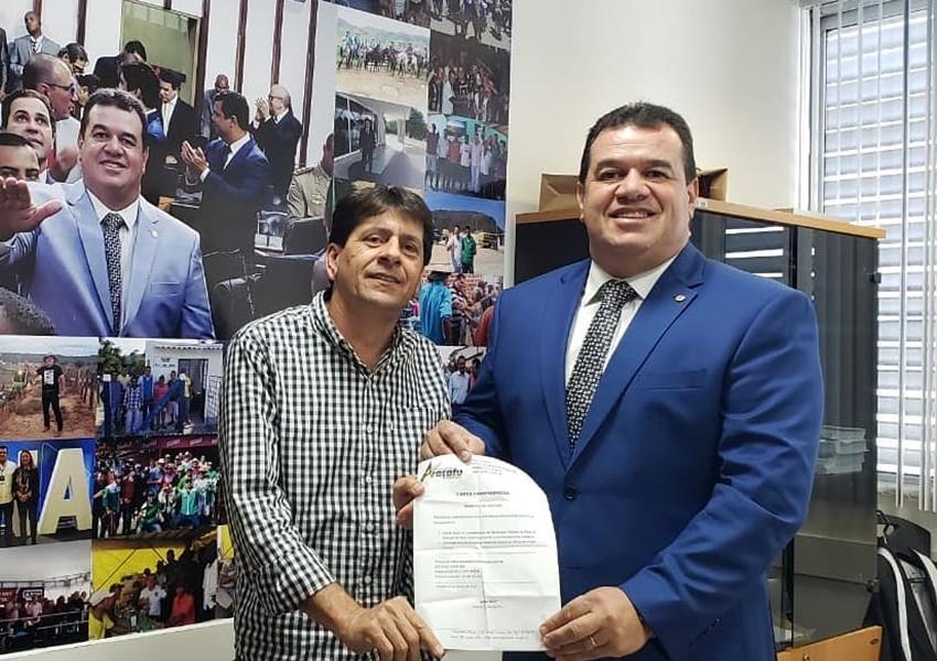 Aracatu será beneficiada com projeto de iluminação pública