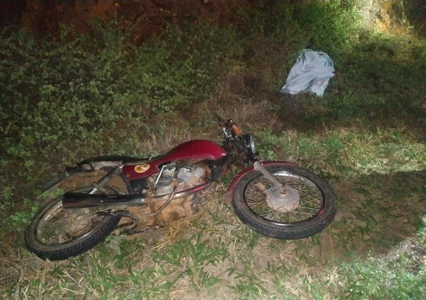 Livramento: Homem morre após acidente com moto próximo ao distrito de Itanagé