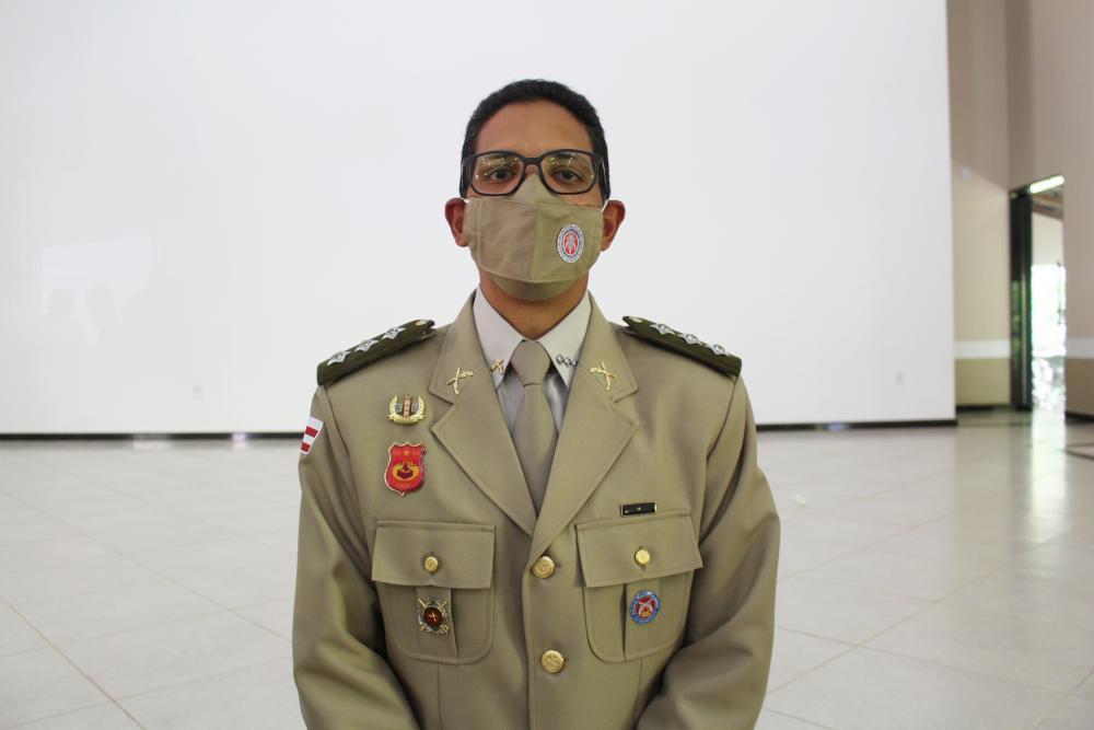 Capitão PM Wagner Rocha assume o comando da 46ª CIPM em Livramento