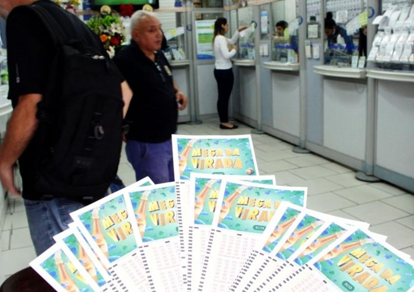 Mega da Virada: sorteio deste ano pode pagar R$ 280 milhões