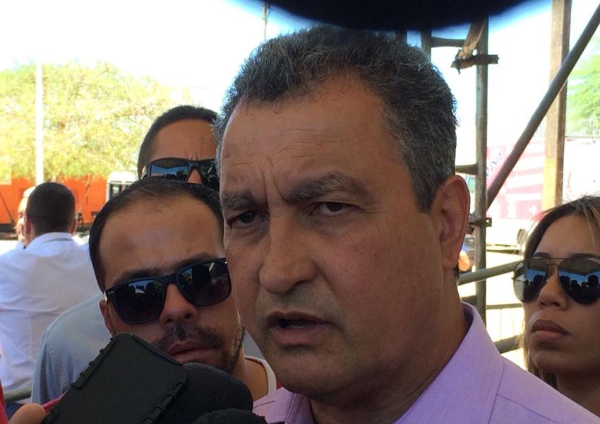 Rui Costa diz ter apoio de 90 prefeitos da oposição