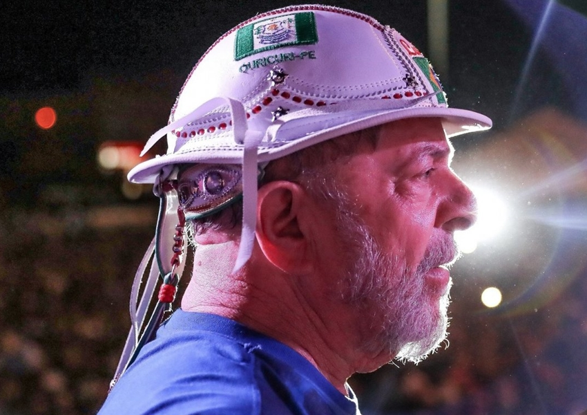 TSE julga nesta sexta registro da candidatura de Lula à Presidência