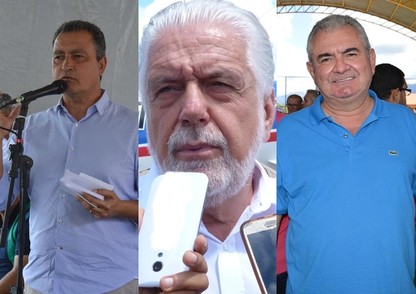Em atos de campanha, Rui Costa visita Livramento, Dom Basílio e outros municípios da região sudoeste nesta quarta (03)