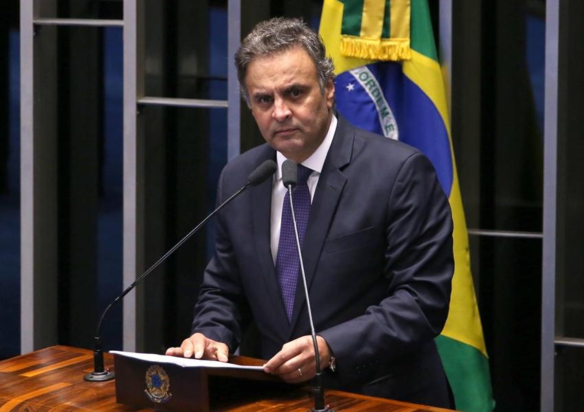 Aécio Neves desiste do Senado e decide se candidatar a deputado federal por Minas