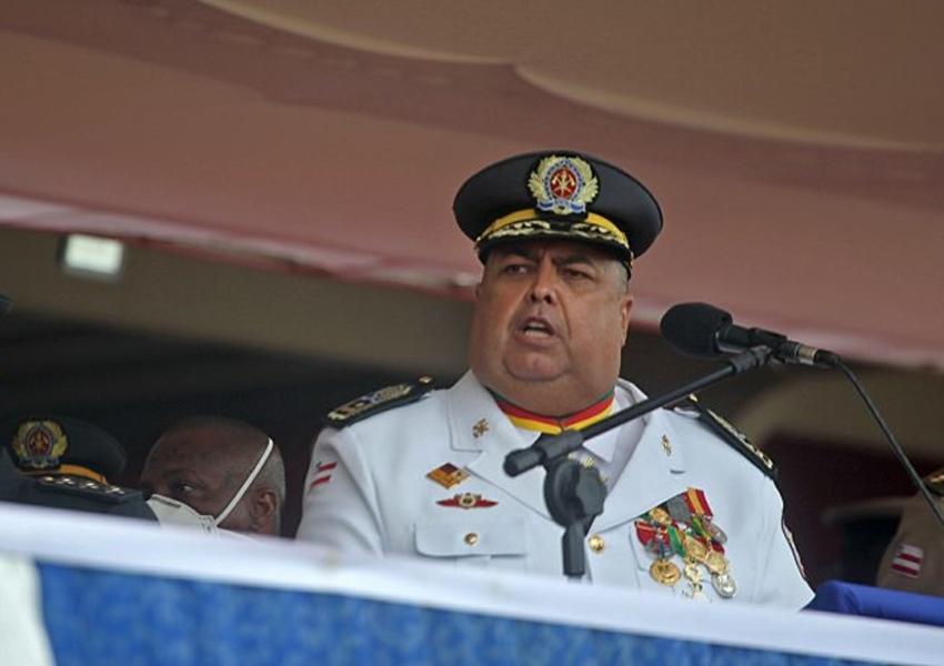 Novo comandante-geral do Corpo de Bombeiros toma posse
