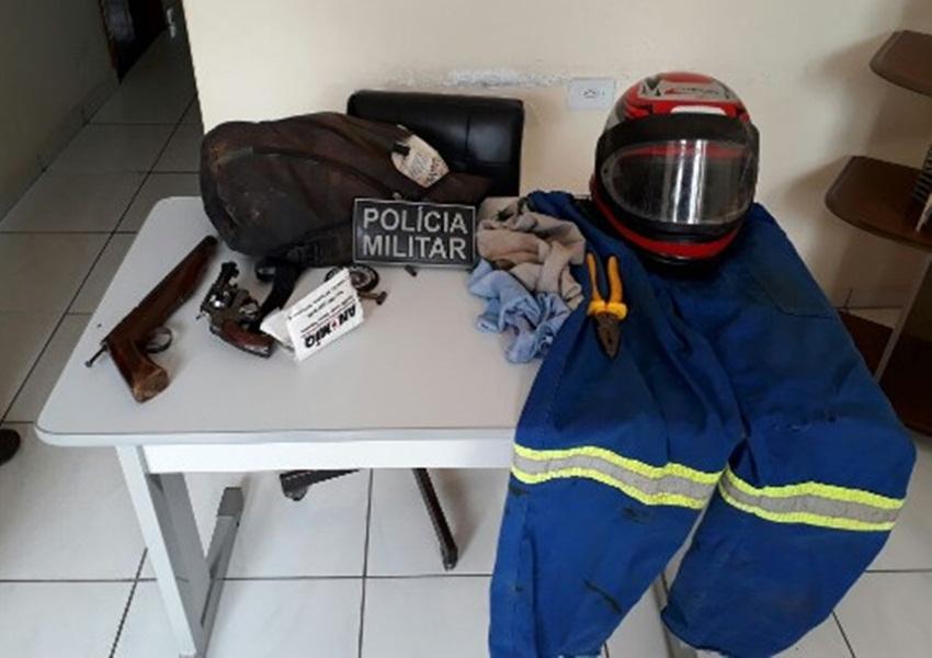 Ituaçu: Bandido morre em troca de tiros com a Polícia Militar