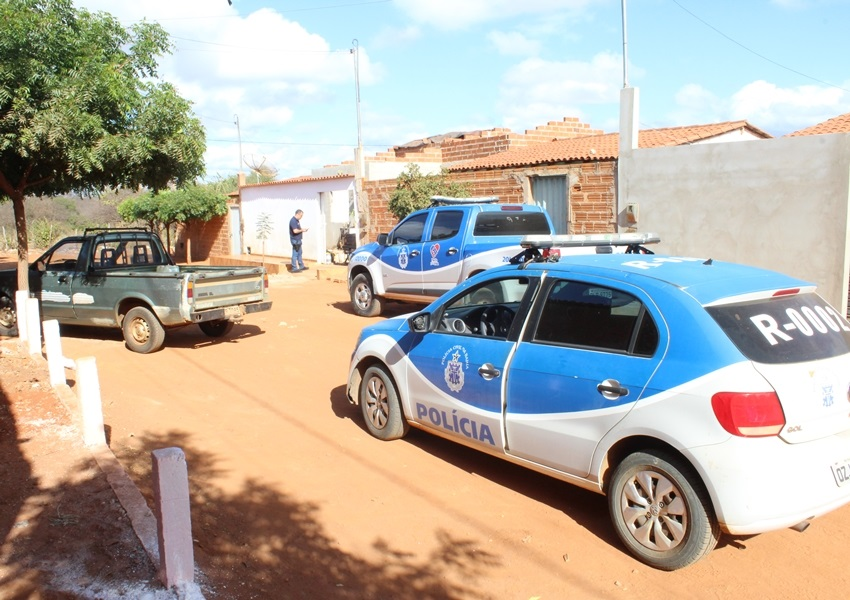 Polícia deflagra operação em Livramento de Nossa Senhora