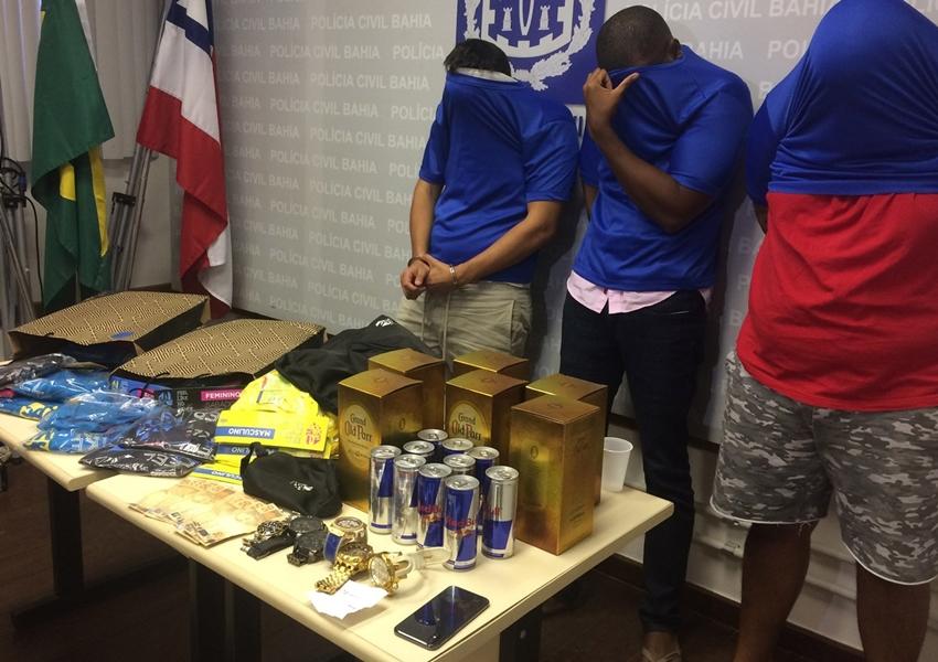 Presos em hotel de luxo por fraude na compra de camarotes do carnaval na BA gastaram R$67 mil em hospedagens